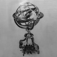 Armilární sféra Tychona de Brahe