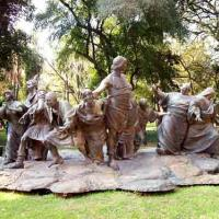 Saturnálie : Ernesto Biondi (1909) - Buenos Aires