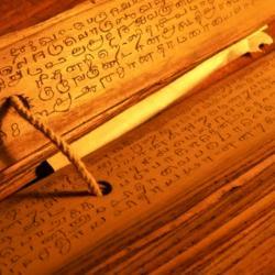 Proroctví knihoven palmových listů