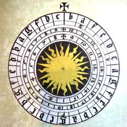 Kalendář z roku 1486