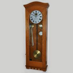 Elektromechanické MASTER hodiny