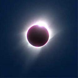 Hybridní zatmění Slunce