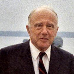 John Archibald Wheeler v roce 1985