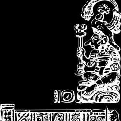 Mayská proroctví a kalendářní matematika v reliefech