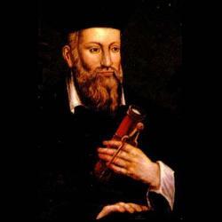 Michel de Nostredame ( 1503 - 1566 )