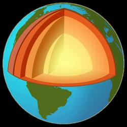 Model zemského jádra