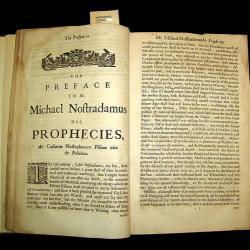 Proroctví od Michela de Nostradama