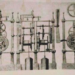 Rekonstrukce středověkých bicích věžních hodin - 14. století