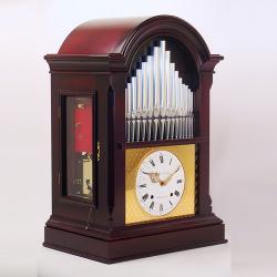 Stolní flétnové hodiny