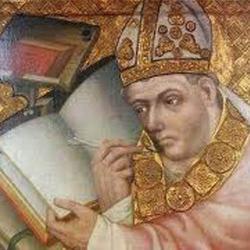 Sv. papež Řehoř I. Veliký