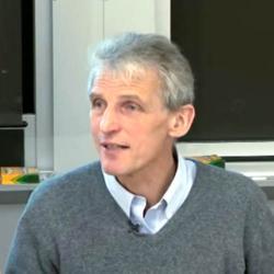 Laureát Nobelovy ceny profesor Wolfgang Ketterle